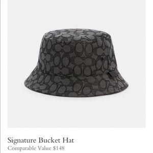 COPY - Coach bucket hat